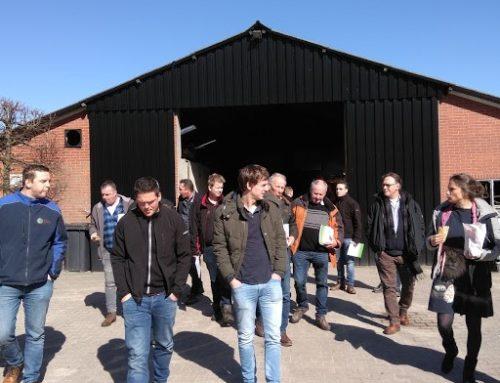 Loonwerkersbijeenkomst 'goed voer telen voor gezonde koeien'